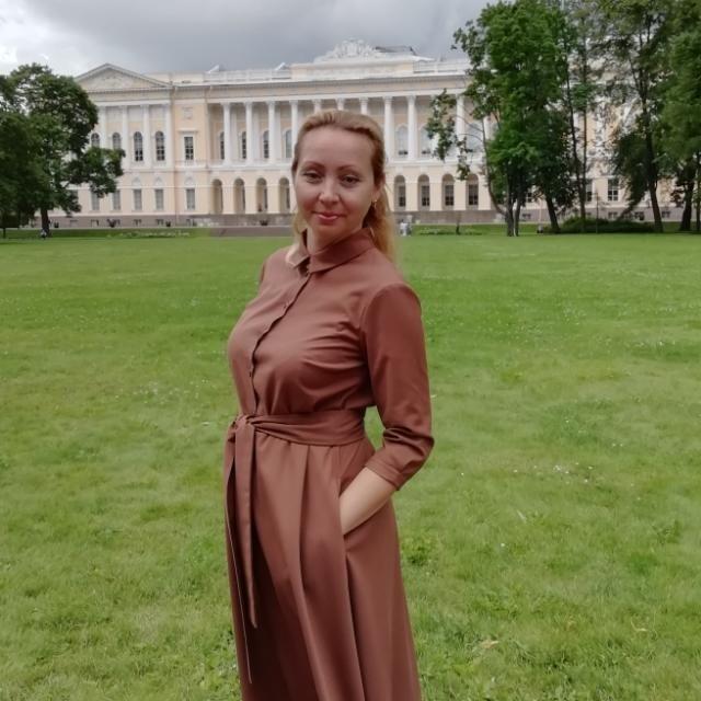 Ольга Перепелицына
